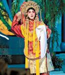 杨千嬅表演《帝女花》