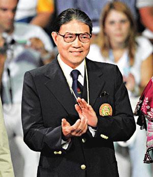霍英东的奥运情结:大功臣见不到北京奥运开幕