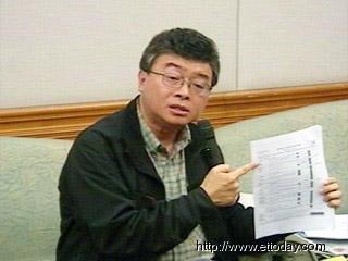 邱毅回应外界质疑指陈水扁儿女确在美国有密帐