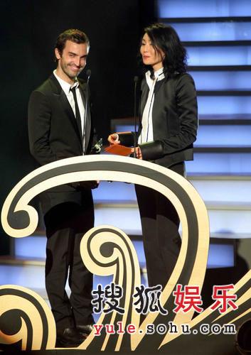 风尚国际典范奖:张曼玉