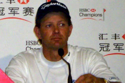 古森 在中国打比赛是享受 期待周日与伍兹对决