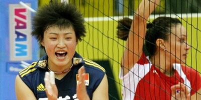 世锦赛-直落三局保留八强希望 中国3-0波多黎各
