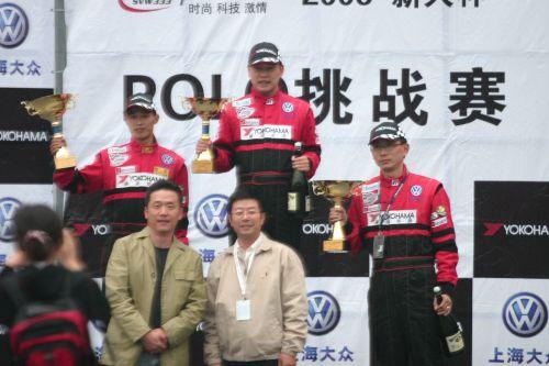 2006新人杯POLO杯总决赛爆发 刘奕获首回合冠军
