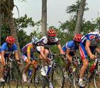环海南自行车赛