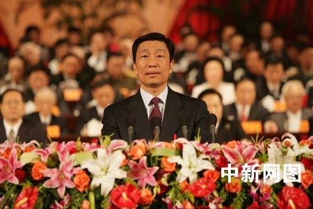 李源潮再次当选为中共江苏省委书记(简历)