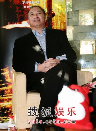 吴宇森回归亚洲 《天堂口》全明星阵容亮相(图)