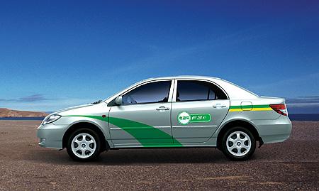亚迪纯电动汽车F3e将亮相2006北京车展