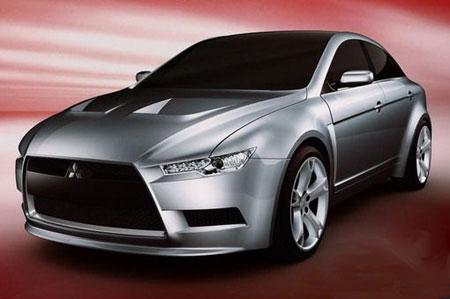 三菱概念车Concept Sportsback 亮相车展