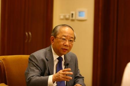 香港赛马会主席陈祖泽:要办最成功的奥运会