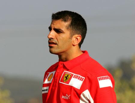 吉恩继续担任法拉利试车手 丰田