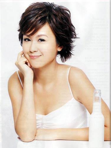 图文:香港TVB签约女艺人-唐宁