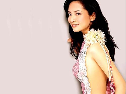 图文:香港TVB签约女艺人-郭羡妮