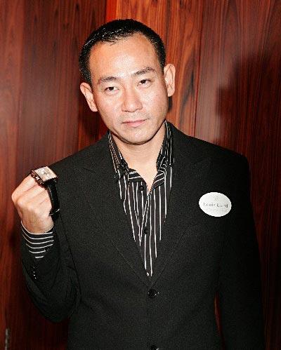 图文:香港TVB签约男艺人-林保怡