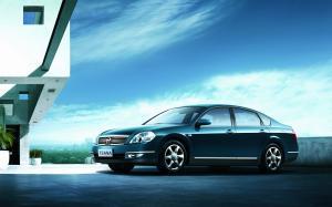 第九届北京国际汽车展览会日产参展车型