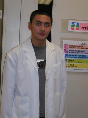 图文:香港TVB签约男艺人-黄宗泽