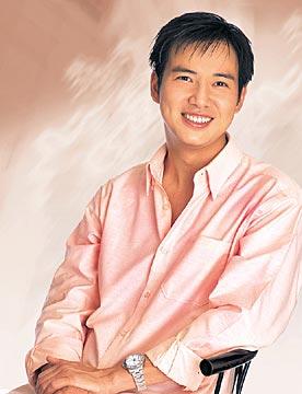 图文:香港TVB签约男艺人-蔡子健