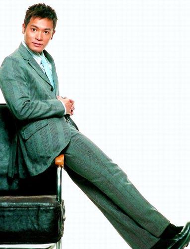图:香港TVB签约男艺人-郭晋安