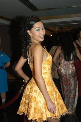 图:香港TVB签约女艺人-徐子珊