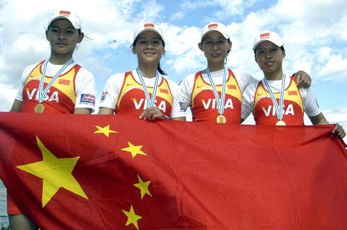 CCTV体坛风云人物候选人(2006年度)-余华/陈海霞/范雪飞/刘憬