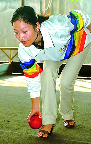 CCTV体坛风云人物候选人(2006年度)-岑伟飞