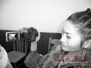 演员张钰出示性爱录像带 涉及众多影视界人士