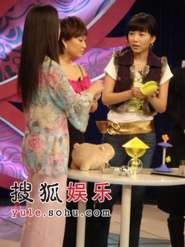 美丽侯湘婷登陆旅游卫视《美丽俏佳人》(图)