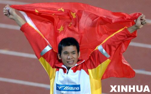 CCTV体坛风云人物候选人(2006年度)-黄海强
