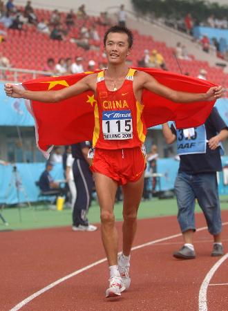 CCTV体坛风云人物候选人(2006年度)-薄向东