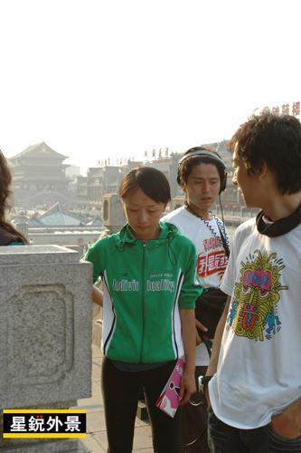 图文:我是冠军总决赛第五战 李好黄露又吵上了