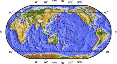 千岛群岛发生8.0级地震