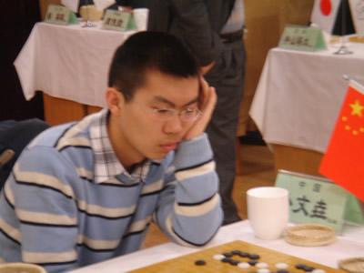 新锐赛中国大胜韩国夺冠 世界围棋未来属于中国