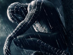 电影《蜘蛛侠3》海报设计