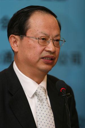 图文:中国移动通信集团总经理王建宙