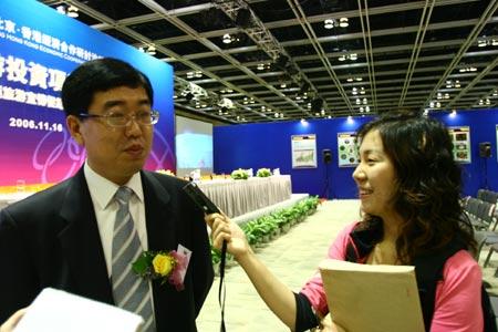 北京市旅游局局长杜江:要向香港学习服务细节