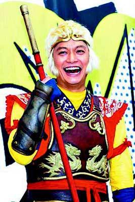 日版西游记获准来华拍摄 恶搞人物遭谴责(图)