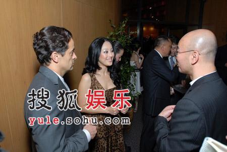 好莱坞中国电影节开幕 成龙张静初齐捧场(图)