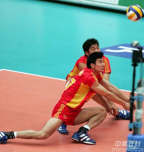 男排世锦赛:首战不敌欧洲二流 中国0-3负波兰
