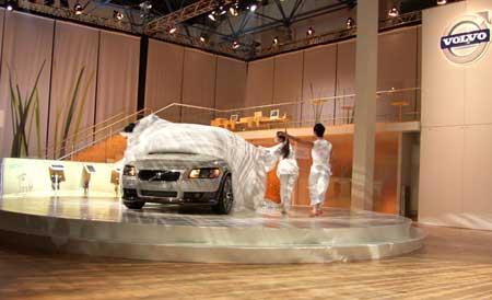 沃尔沃汽车全新全系闪亮2006北京国际车展