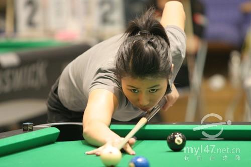 全日本锦标赛-潘晓婷涉险过关 韩雨进入败者组