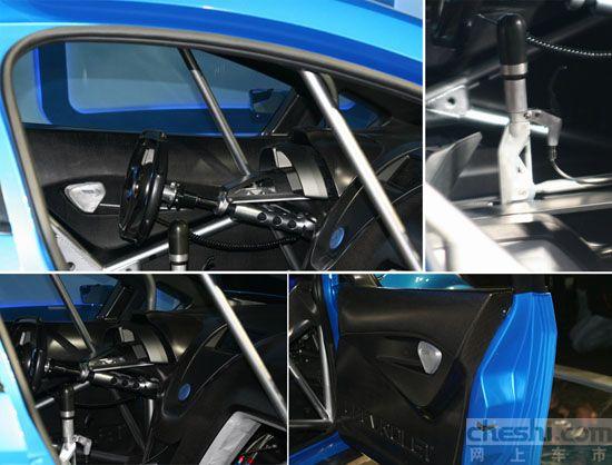 狂野赛车 雪佛兰WTCC Ultra概念车(图)