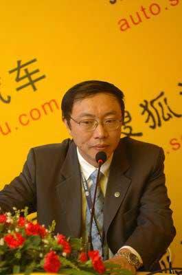 南京菲亚特商务总监景伯青