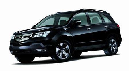 本田Acura全新豪华SUV明年中国上市销售