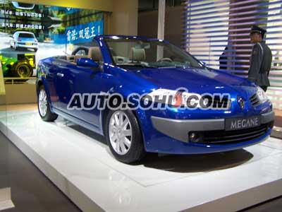 法国雷诺恢弘闪靓 激情亮相北京国际车展