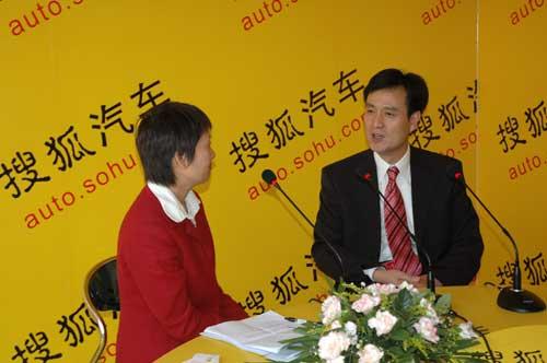 刘志刚:集全球的技术资源为自主品牌服务