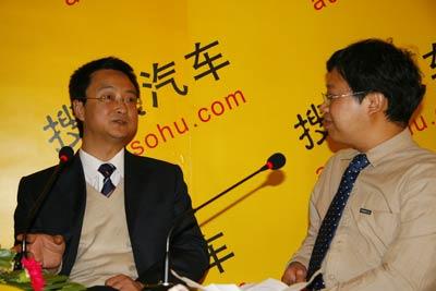 于洪江:马自达产品线2008大力展开