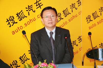 福特汽车中国有限公司公共事务副总裁许国祯