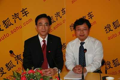丰田汽车(中国)总经理曾林堂