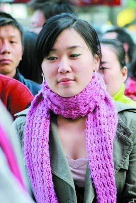 红楼梦中人郑州选秀报名结束 近300人过面试关