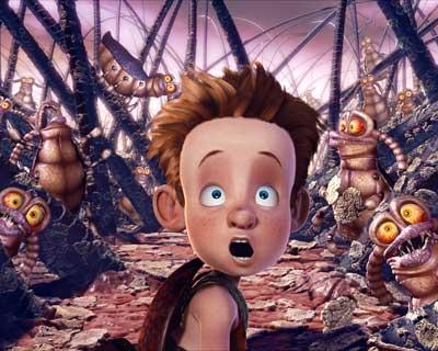 《别惹蚂蚁》首映 成今年最后一引进大片(图)