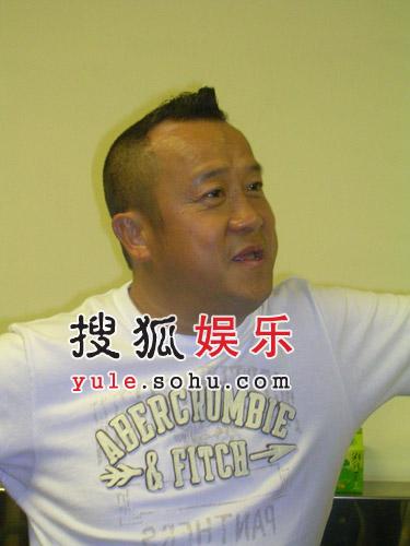 搜狐娱乐专访曾志伟:没肥姐 台庆就不像台庆